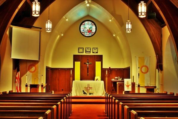 Trinity Lutheran Gardnerville Nevada Church